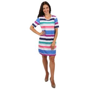 "Lovely Colours Damen-Kleid ""Be Happy"""