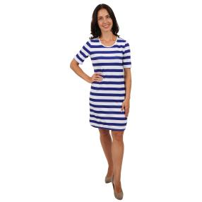 "Lovely Colours Damen-Kleid ""Stripes Ahoy!"""