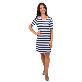 "Lovely Colours Damen-Kleid ""Stripes Ahoy!"""