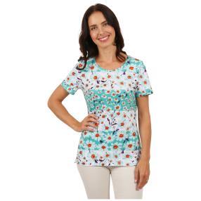 """Lovely Colours Damen-Shirt """"Daisies"""""""