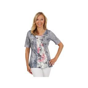 "BRILLIANT SHIRTS Damen-Shirt ""Grey Gem"""