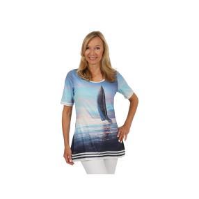 "BRILLIANT SHIRTS Damen-Shirt ""Sail Away"""