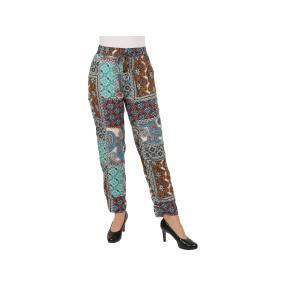 """Leichte Damen Hose """"Madeira"""", bedruckt"""
