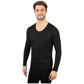 Man Mega Thermo Unterwäsche T-Shirt, Langarm
