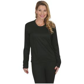 Lady Mega Thermo Unterwäsche Shirt, Langarm