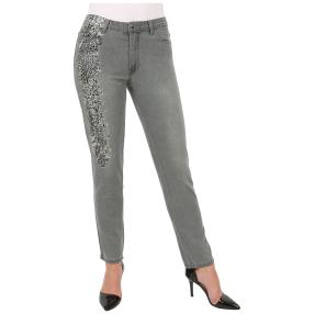 "Jet-Line Damen-Jeans ""Wild Grey"""