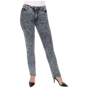 "Jet-Line Damen-Jeans ""Fleecy Clouds"""