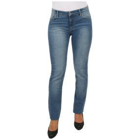 "MILANO DESIGN Damen-Jeans ""Monica"" mittelblau"