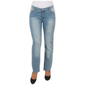 "MILANO DESIGN Damen-Jeans ""Monica"" hellblau"