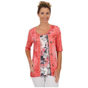 "BRILLIANT SHIRTS Damen-Shirt ""Sugar Coral"""