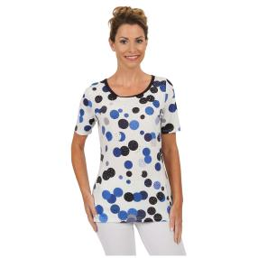 "BRILLIANT SHIRTS Damen-Shirt ""Happy Blue"""