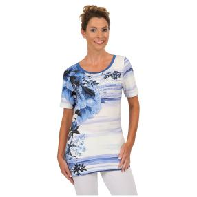 "BRILLIANT SHIRTS Damen-Shirt ""Brilliant Blue"""