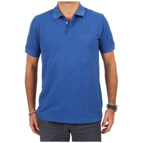 Kappa Herren-Poloshirt, royalblau