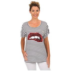 "Modisches Damen-Shirt ""Hot Lips"""