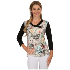 "MILANO DESIGN Damen-Shirt ""Elara"""