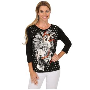 "MILANO DESIGN Damen-Shirt ""Liva"""