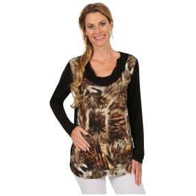 "MILANO DESIGN Damen-Shirt ""Fabiana"""
