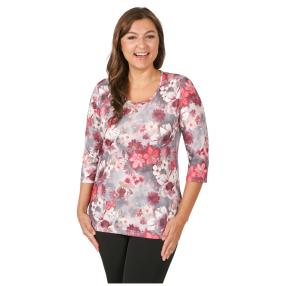 Rössler Selection Damen-Shirt Rundhals