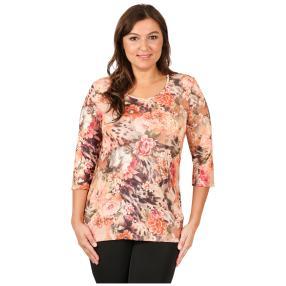 Rössler Selection Damen-Shirt Rundhals