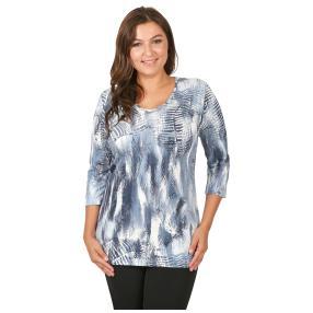Rössler Selection Damen-Shirt V-Ausschnitt