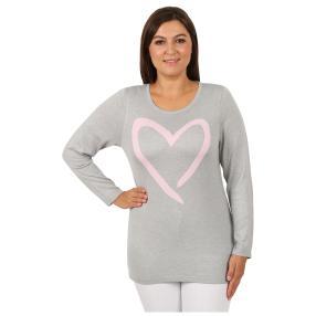 """ANJALA Damen-Pullover """"Heart"""" Cashmere Blend"""