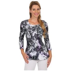 """Jeannie Damen-Plissee-Shirt """"Lorie"""""""