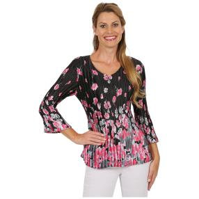 """Jeannie Damen-Plissee-Shirt """"Dianne"""""""