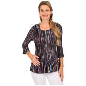 """Jeannie Damen-Plissee-Shirt """"Colette"""""""