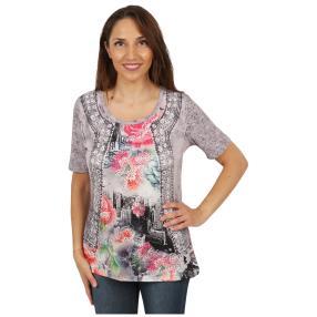 "BRILLIANT SHIRTS Damen-Shirt ""Vibrant City"""