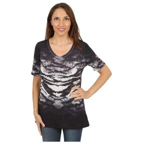 "BRILLIANTSHIRTS Damen-Shirt ""Tiger Lilly"""