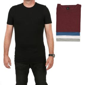 "SMITH & JONES Basic Herren Shirt ""Joist"" 5er-Set"