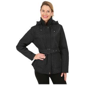 "Damen-Jacke ""Trendy Stitching"", blau"