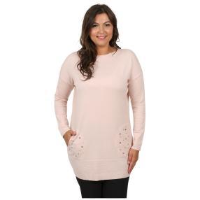 "Damen-Pullover ""Bobonne"", rosa"