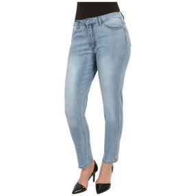 "Jet-Line Damen-Jeans ""Baby Blue"""