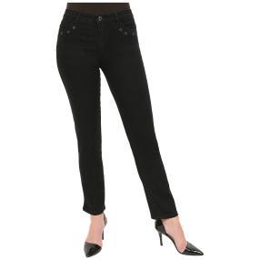 "Jet-Line Damen-Jeans ""Jet Black"""