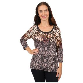 "BRILLIANT SHIRTS Damen-Shirt ""Donna"""