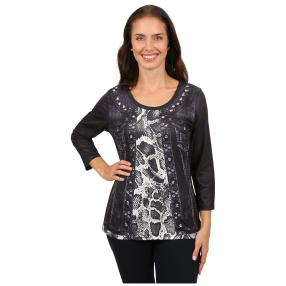 "BRILLIANTSHIRTS Damen-Shirt ""Santina"""