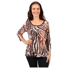 "BRILLIANT SHIRTS Damen-Shirt ""Bellina"""