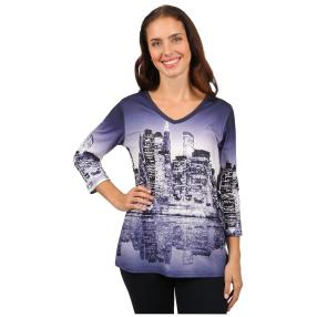 "BRILLIANTSHIRTS Damen-Shirt ""City Love"""