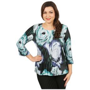 """Jeannie Damen-Plissee-Shirt """"Arabella"""""""