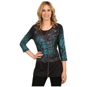 "BRILLIANT SHIRTS Damen-Shirt ""Slinky Snake"""