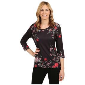 "BRILLIANT SHIRTS Damen-Shirt ""Fine Flowers"""