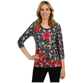 "BRILLIANT SHIRTS Damen-Shirt ""Madame Rose"""