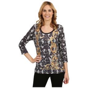 "BRILLIANT SHIRTS Damen-Shirt ""Madame Gold"""