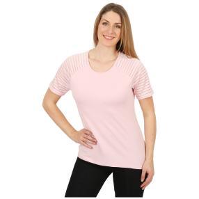 mocca by Jutta Leibfried Damen-Jerseyshirt rosé