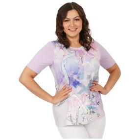 """my way FER Damen-Shirt """"C'est la vie"""""""