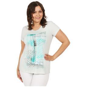 "my way FER Damen-Shirt ""C'est ca"""