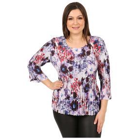 """Jeannie Damen-Plissee-Shirt """"Marconia"""""""