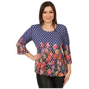 """Jeannie Damen-Plissee-Shirt """"Palena"""""""