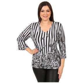 """Jeannie Damen-Plissee-Shirt """"Camino"""""""